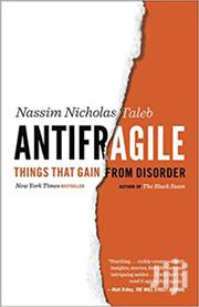 Anti Fragile Nassin Nicholas Taleb | Books & Games for sale in Nairobi, Nairobi Central