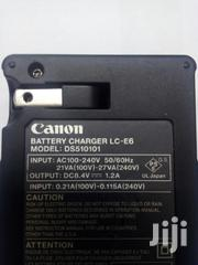 Canon Charger LC E6 | Cameras, Video Cameras & Accessories for sale in Nairobi, Nairobi Central
