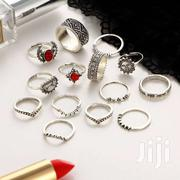 Moon Sun Vintage Midi Ring Set | Jewelry for sale in Nairobi, Komarock