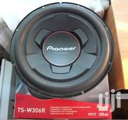 Pioneer Ts-w306r 12″ 1300W Component Subwoofer | Vehicle Parts & Accessories for sale in Nairobi, Nairobi Central