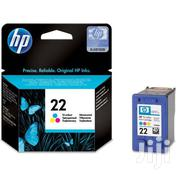 HP 22 Tri-Color Original Ink Cartridge | Computer Accessories  for sale in Nairobi, Nairobi Central