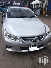 Toyota Mark X 2010 Silver | Cars for sale in Mombasa, Majengo