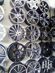 Silver Rims  Size 17 | Vehicle Parts & Accessories for sale in Nairobi, Mugumo-Ini (Langata)