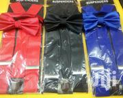 Bow Ties And Suspenders | Clothing Accessories for sale in Nairobi, Nairobi Central