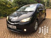 Toyota Wish 2010 Black | Cars for sale in Nairobi, Ngara