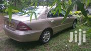 Mercedes-Benz C180 2005 Gold | Cars for sale in Nairobi, Nyayo Highrise