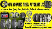 Selling New And Used Tyres, Rims Etc | Vehicle Parts & Accessories for sale in Mombasa, Majengo