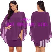 Shiffon Purple Dress | Clothing for sale in Nairobi, Embakasi