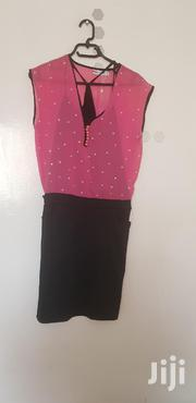 Chiffon And Stretch Dress | Clothing for sale in Nairobi, Nairobi West