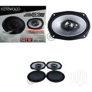 """KENWOOD KFC-S6966 6 X 9"""" 3-WAY 400W PEAK 45W RMS COAXIAL CAR AUDIO SP"""" 