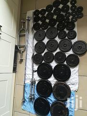 Gym Weights and Bars | Sports Equipment for sale in Nairobi, Nairobi West
