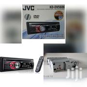 DVD JVC KD DV5606 USB AUX IN   Vehicle Parts & Accessories for sale in Nairobi, Nairobi Central