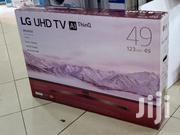 New LG 4K UHD 49 Inch Smart Tv UK6400 With Magic Remote Netflix Wifi | TV & DVD Equipment for sale in Nairobi, Nairobi Central