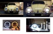 7 Inch LED Headlights For VW Beetle Classic With DRL/Amber | Vehicle Parts & Accessories for sale in Nairobi, Nairobi Central