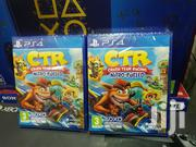 CTR Ps4 Game New   Video Games for sale in Nairobi, Nairobi Central
