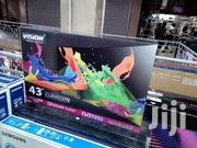 """Vision 43"""" Smart Curved TV Special Offer 