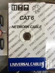 Cctv N Network Cable Utp Cat 6   Cameras, Video Cameras & Accessories for sale in Nairobi, Nairobi West