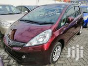Honda Fit 2012 Automatic Red | Cars for sale in Mombasa, Majengo