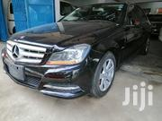Mercedes-Benz C200 2012 Black   Cars for sale in Mombasa, Majengo