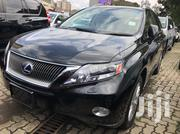 Lexus RX 2012 450H AWD Black | Cars for sale in Nairobi, Kilimani