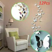 3D Butterfly Mirror Wall Stickers | Home Accessories for sale in Nairobi, Nairobi Central