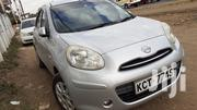 Nissan March 2012 Silver | Cars for sale in Murang'a, Mugumo-Ini