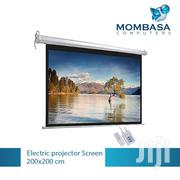 Electric Projector Screen 200x200 | TV & DVD Equipment for sale in Nairobi, Nairobi Central