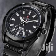 NAVIFORCE Men Business Quartz 30M Waterproof Watches-Stainless Steel | Watches for sale in Nairobi, Nairobi Central