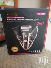 3 In 1 Recheargeable Shaver,Hair Trimmer,Smoother | Tools & Accessories for sale in Nairobi, Nairobi Central