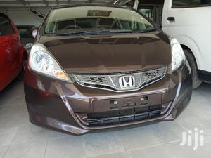 Honda Fit 2013 Brown