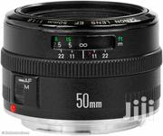 Brand New Canon 50mm 1.8 Lens | Cameras, Video Cameras & Accessories for sale in Nairobi, Nairobi Central
