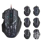 Gaming Mouse 7 Buttons USB Wired Optical Game Mouse Light Computer | Computer Accessories  for sale in Nairobi, Nairobi Central