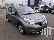 Nissan Note 2013 Gray   Cars for sale in Mombasa, Ziwa La Ng'Ombe