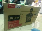 Tcl Uhd Tv 50"