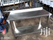Stainless Table | Furniture for sale in Nairobi, Pumwani