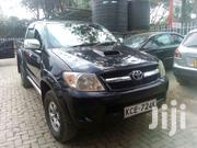 Toyota Hilux 2008 2.5 D-4D Double Cab Blue   Cars for sale in Nairobi, Nairobi Central