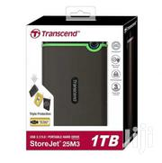 TRANSCEND 1TB – External Harddisk – Black | Computer Accessories  for sale in Nairobi, Nairobi Central