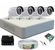 4 Channel Complete CCTV Kit | Cameras, Video Cameras & Accessories for sale in Nairobi, Nairobi Central