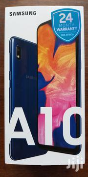 Samsung Galaxy A10 32 GB Blue | Mobile Phones for sale in Nairobi, Ngara