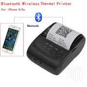NEW Mini Wireless 58mm Portable Bluetooth Thermal Printer Receipt   Computer Accessories  for sale in Nairobi, Nairobi Central