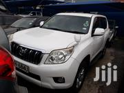 Toyota Land Cruiser Prado 2010 White | Cars for sale in Nairobi, Kileleshwa