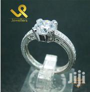 Italian Silver Engagement Ring Wedding | Jewelry for sale in Nairobi, Nairobi Central