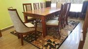 Wing Chair and Dining Tables | Furniture for sale in Nairobi, Ngara