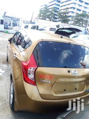 Nissan Note 2012 Gold | Cars for sale in Mombasa, Shimanzi/Ganjoni