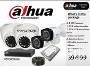Full HD Complete Installation Cctv Kit | Security & Surveillance for sale in Nakuru, Naivasha East
