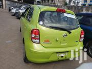 Nissan March 2012 Green | Cars for sale in Mombasa, Shimanzi/Ganjoni