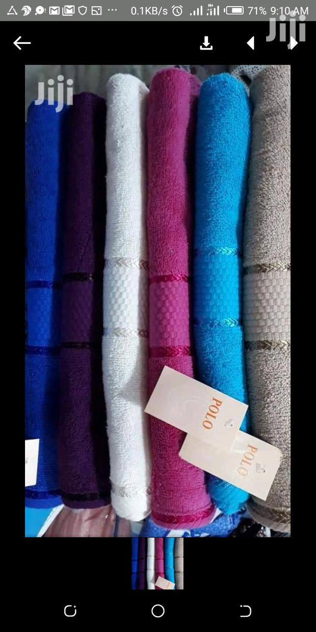 Luxurious Polo Towels