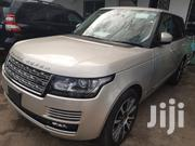 Land Rover Range Rover Vogue 2014 Gold | Cars for sale in Mombasa, Shimanzi/Ganjoni