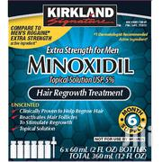 Kirkland Signature Minoxidil 5 Percentage Extra Strength Hair Regrowth | Hair Beauty for sale in Nairobi, Kileleshwa