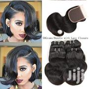 Lace Closure 1 Parting And 3 Parting N Free Cap | Hair Beauty for sale in Nairobi, Nairobi Central